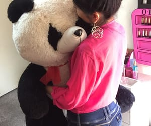 panda bear plush image