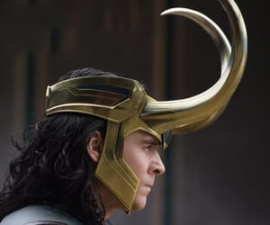 loki, Avengers, and Marvel image