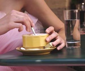 coffe, solange, and haper's bazaar image