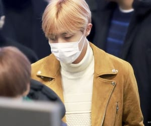 airport, fashion, and bts image