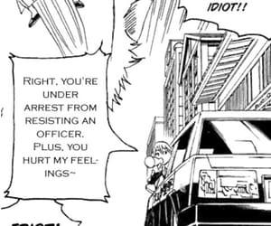 gintama, manga, and sougo image