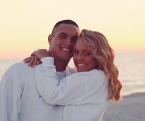 beach, happiness, and Relationship image