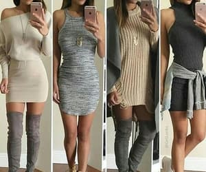 dress, shoes, and fashion image