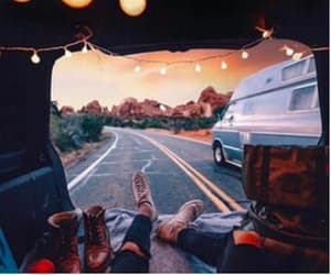 aesthetic, goals, and Road Trip image