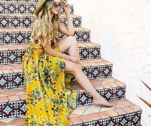 escalier, robe, and mexique image