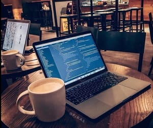 cafe, osx, and coffee shop image