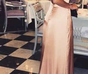 classy, cocktail dress, and cool image