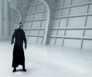 gif and albert wesker image