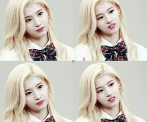 kpop, sana, and twice image