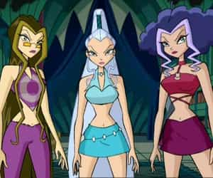 anime, darcy, and winx image