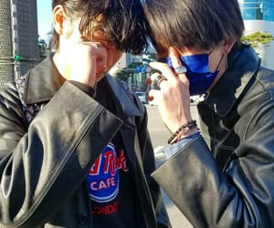 accessories, asian boy, and ulzzang image