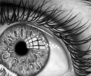 eye, eyes, and draw image