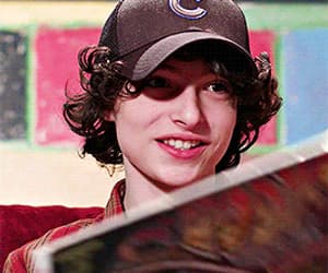 gif, finn wolfhard, and actor image