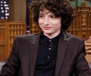 gif, finn wolfhard, and stranger things image