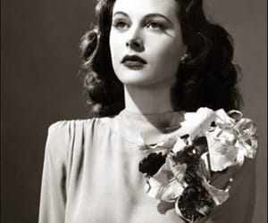 beautiful, hedy lamarr, and vintage image
