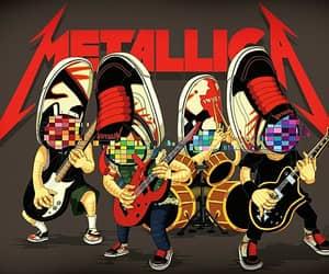art, James Hetfield, and lol image