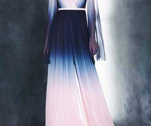 Couture, dress, and long dress image