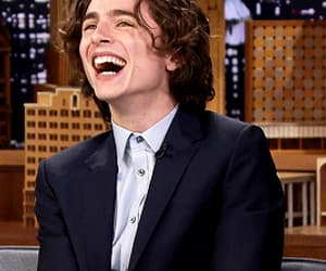 gif and timothee chalamet image