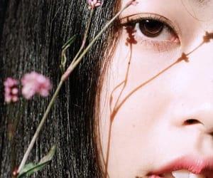 eye, girl, and ulzzang image