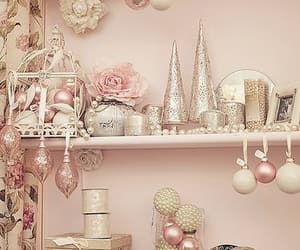 dekoration, style, and rosegold image