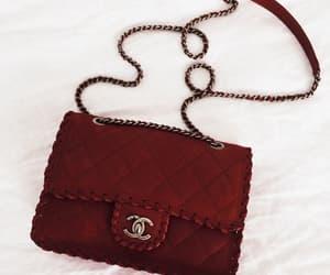 accessory, chanel, and handbag image
