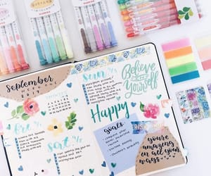 colours, dates, and drawings image