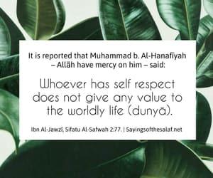 islam, respect, and respekt image