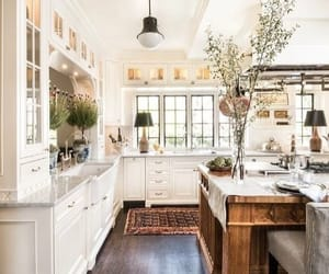 kitchen, decoration, and home decor image