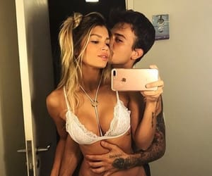 couple relationship, cute inspiration, and love goals image