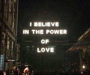 love, quotes, and power image