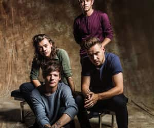 Harry Styles, one direction, and liam payne image