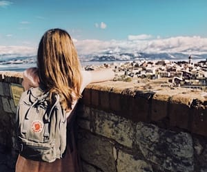 background, fashion, and fjallraven kanken image