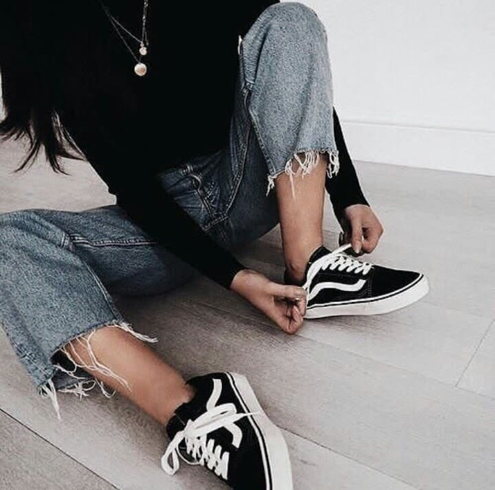 5x outfit inspo with Vans on We Heart It