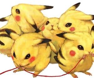 pokemon, пикачу, and покемон image