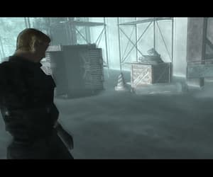 chris redfield, albert wesker, and gif image