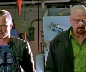 breaking bad, Walter, and aaron paul image