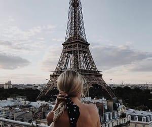 paris, city, and fashion image