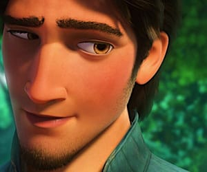 tangled, disney prince, and flyn rider image