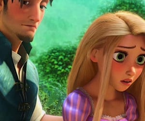 disney, tangled, and disney close up image