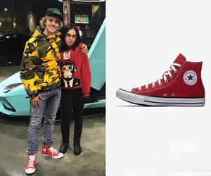 converse, sneaker, and shoe image