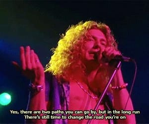 led zeppelin, Lyrics, and music image