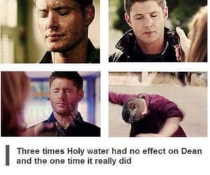 actor, dean winchester, and hunter image
