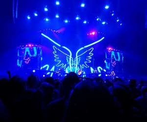 concert, wings, and the script image