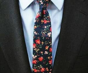 tie, man, and men image