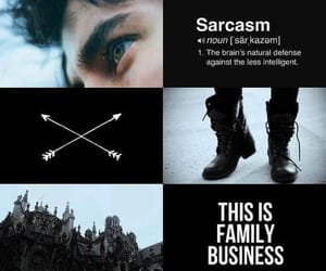 alec lightwood, shadowhunters, and the mortal instruments image