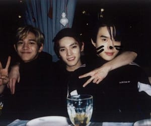 kpop, lucas, and jungwoo image