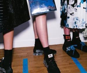 fashion, street chic, and paris fashion week image
