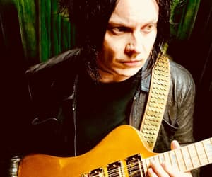 jack white, music, and rock image