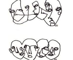 art, editing, and mask image