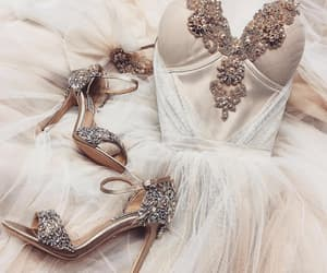 shoes and wedding image